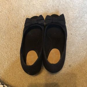 American Eagle Outfitters Shoes - Black wedges